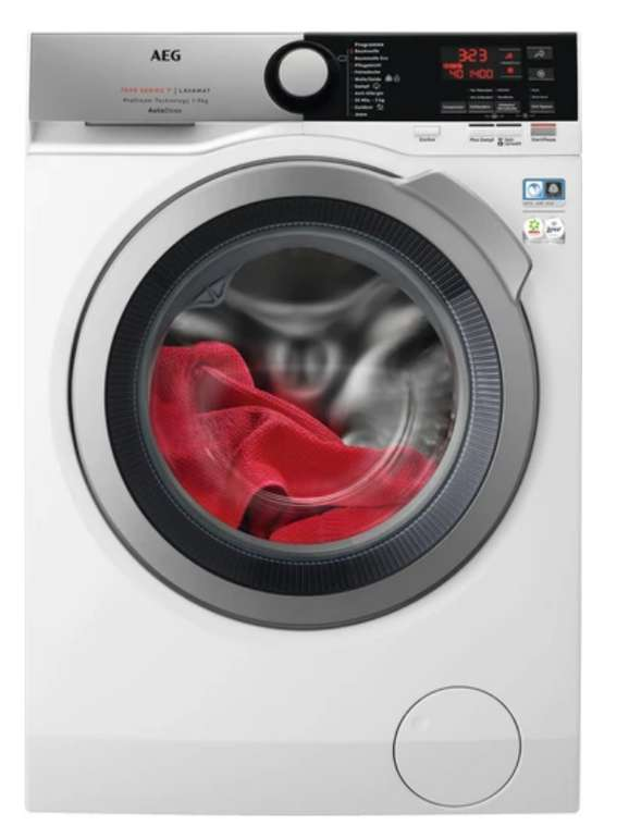 AEG L7FE78695 Waschmaschine (9 kg, 1600 U/Min., C) für 362,90€ inkl. Versand (statt 649€)
