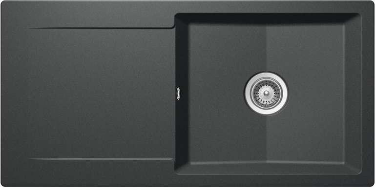 """Schock Küchenspüle (100 x 50cm) Epure D-100 L A Roca """"EPUD100LARCA"""" für 133,84€ inkl. Versand (statt 174€)"""