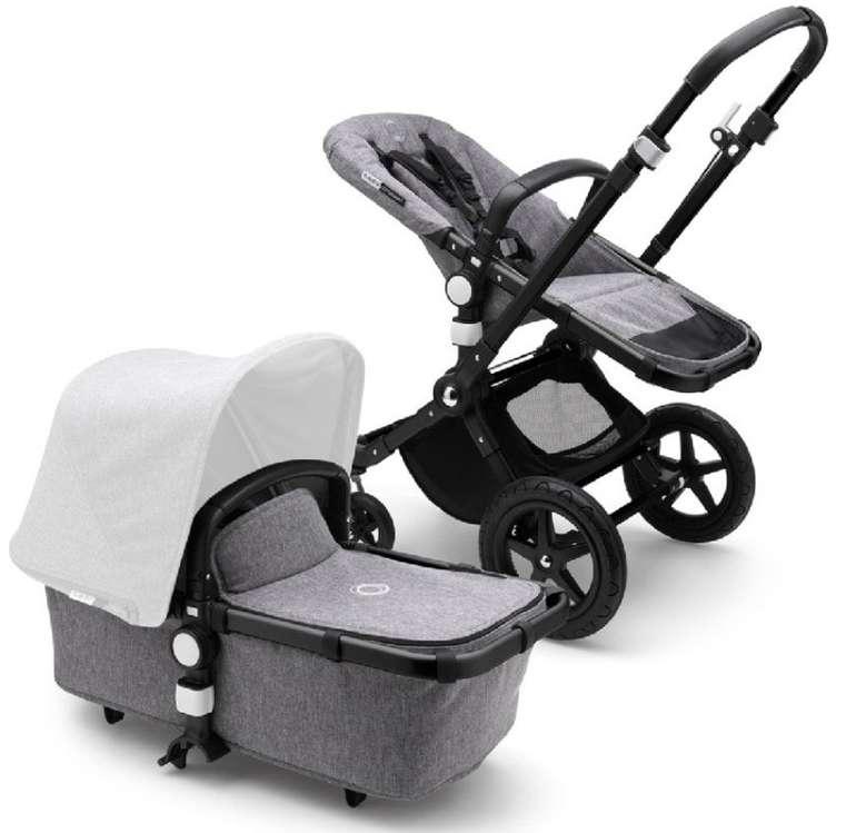Bugaboo Cameleon 3 Plus Basis Kinderwagen für 489,99€ inkl. Versand (statt 600€)