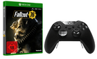 Microsoft Xbox One Elite Wireless Controller +Fallout 76 für 119€ (statt 160€)
