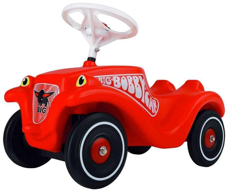 Schnell! BIG Classic Bobby Car in rot für 26,69€ inkl. Versand (statt 31,40€)