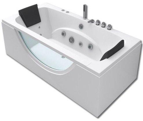 Apollo Whirlpool-Badewanne (180 x 90 cm) für 649,90€ inkl. Versand (statt 750€)