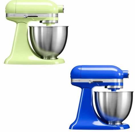 KitchenAid Artisan 5KSM3311X Mini Küchenmaschine mit 3,3 Liter…