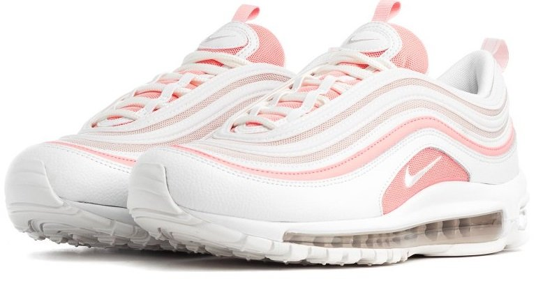 "Top! Nike Air Max 97 Damen Sneaker im ""Bleached Coral""-Colourway für 84,92€ (statt 120€)"