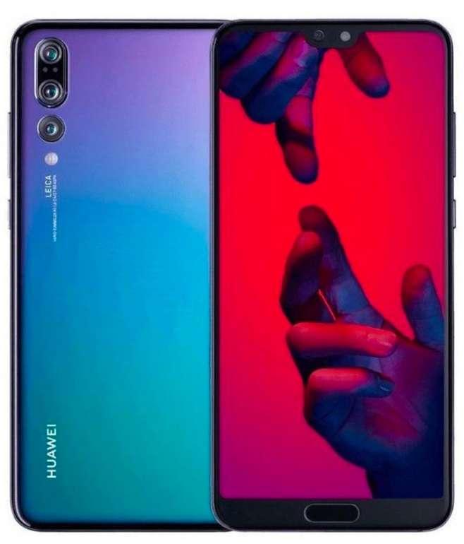Huawei P20 Pro (19,95€) + otelo Allnet-Flat Classic LTE (D2, 7GB LTE, All-Net & SMS-Flat) je 19,99€ mtl.