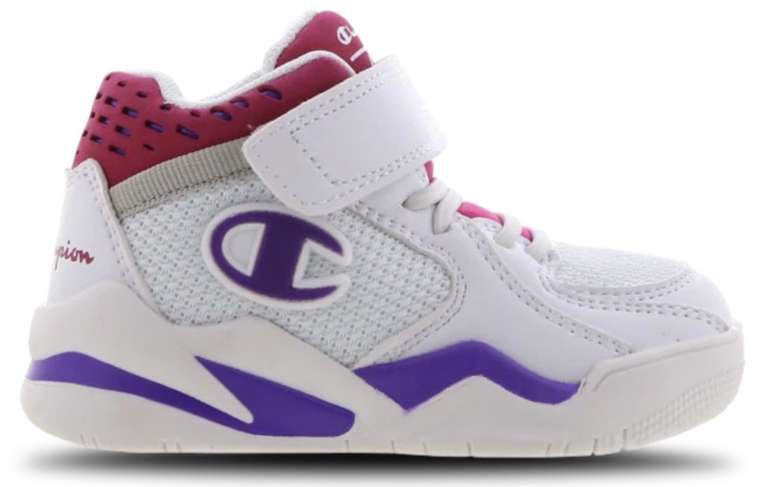 Champion Zone Mid Baby Sneaker für 29,99€ inkl. Versand (statt 40€)