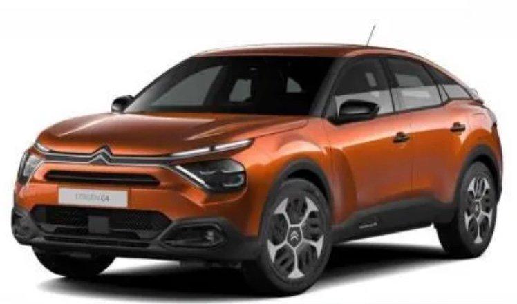 Gewerbe Leasing: Citroën ë-C4 Feel (136 PS, 50 kWh) für 82,35€ netto mtl. (BAFA, LF: 0,28)