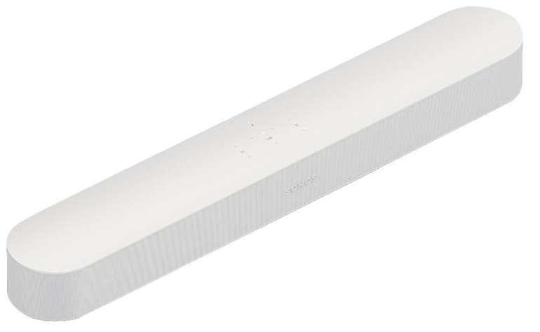Sonos Beam Soundbar in schwarz und weiß für 360,50€ zzgl. Versand (statt 389€)