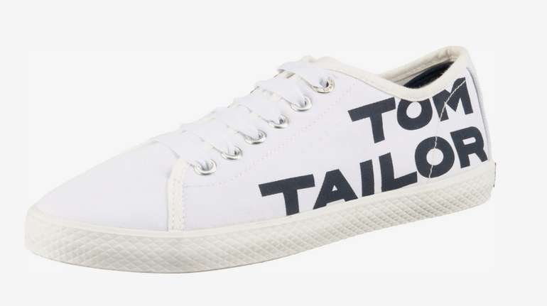 Tom Tailor Sneaker in dunkelblau / weiß für 11,94€inkl. Versand (statt 19€)