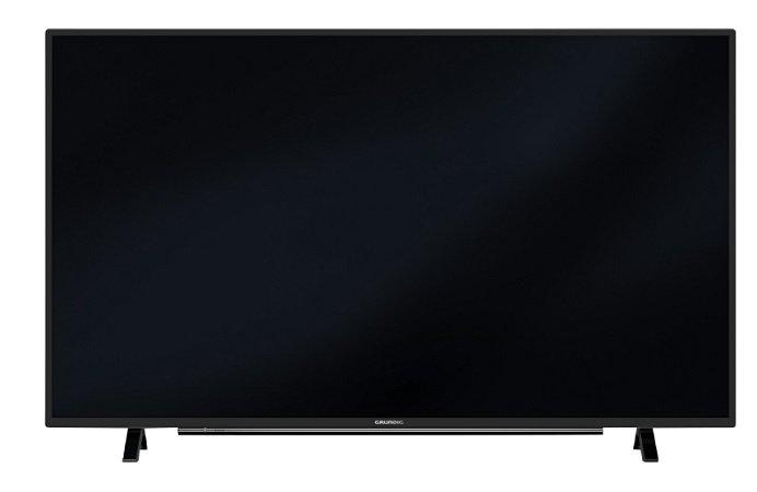 Grundig GUB 8762 - 43 Zoll LED 4K Smart TV + Soundmaster BT1308 für 299€