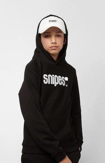 Snipes Junior Basic Logo Hoody für 31,98€ inkl. Versand (statt 44€)