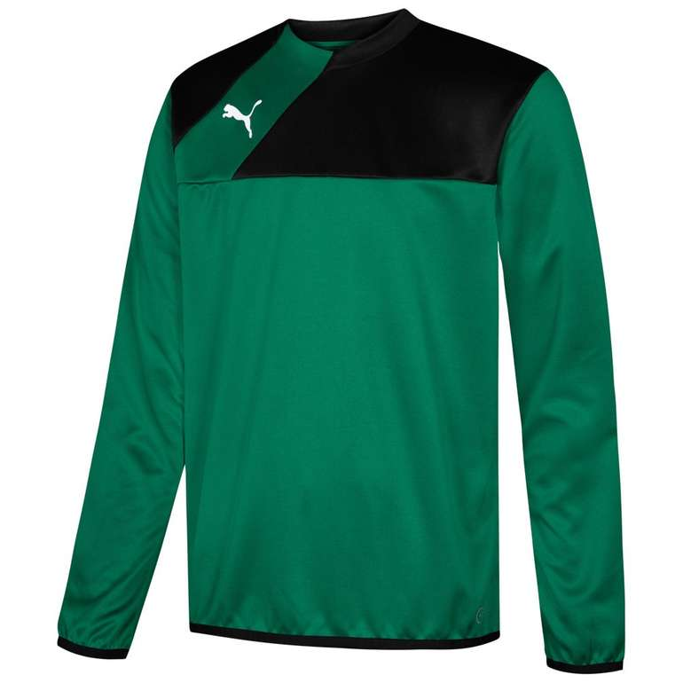 Puma Esquadra Herren Trainings Sweatshirts für je 7,77€ zzgl. Versand (statt 18€)