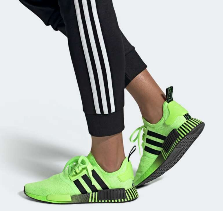 adidas NMD_R1 Herren Schuh in Signal Green für 83,30€inkl. Versand (statt 98€)