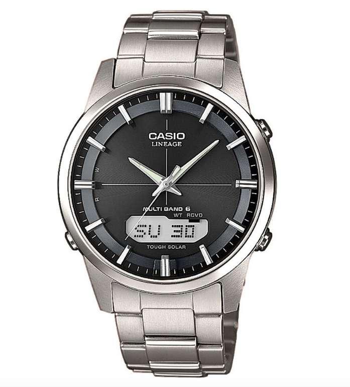 Casio LCW-M170TD-1AER Funk-Armbanduhr für 188,74€ inkl. Versand (statt 229€)