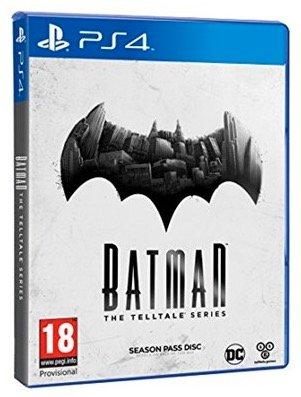 Batman: The Telltale Series (PS4) für 13,31€ inkl. Versand