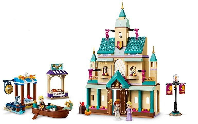 Lego Disney Frozen II 41167 - Schloss Arendelle