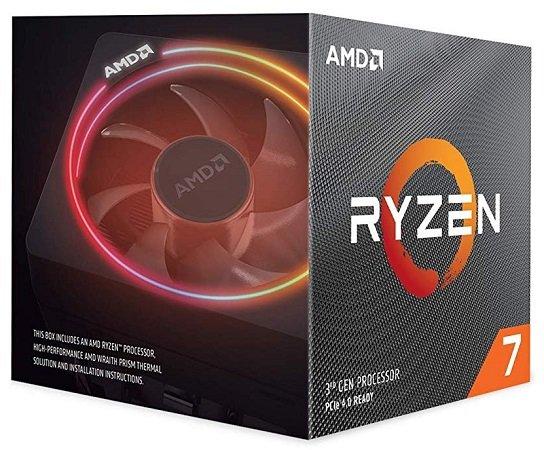 AMD Ryzen 7 3800X Prozessor inkl. Wraith Prism + Borderlands 3 + The Outer Worlds für 357,99€