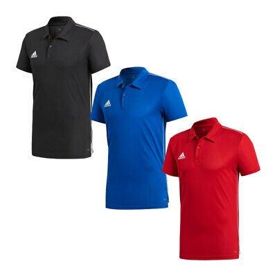 Adidas Core 18 ClimaLite Herren Poloshirt für 14,99€ inkl. Versand