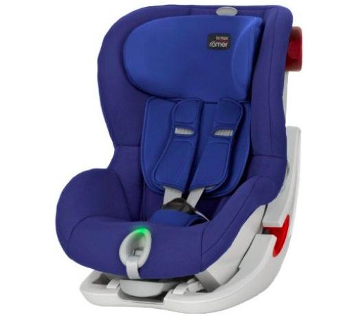 Britax Römer King II LS Kindersitz in Ocean Blue für 164,99€ inkl. Versand