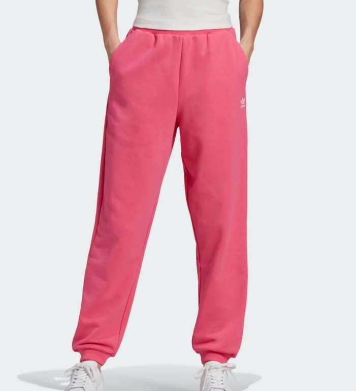 adidas Trefoil Essentials Cuffed Hose in pink für 27,48€inkl. Versand (statt 39€)