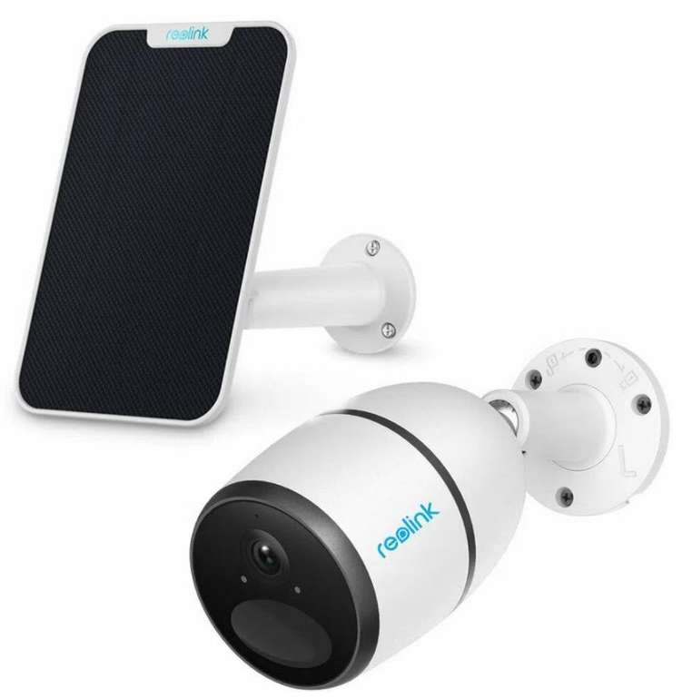 Reolink Go Mobile 4G LTE Kamera mit Reolink Solar Panel für 179,95€ inkl. Versand (statt 286€)