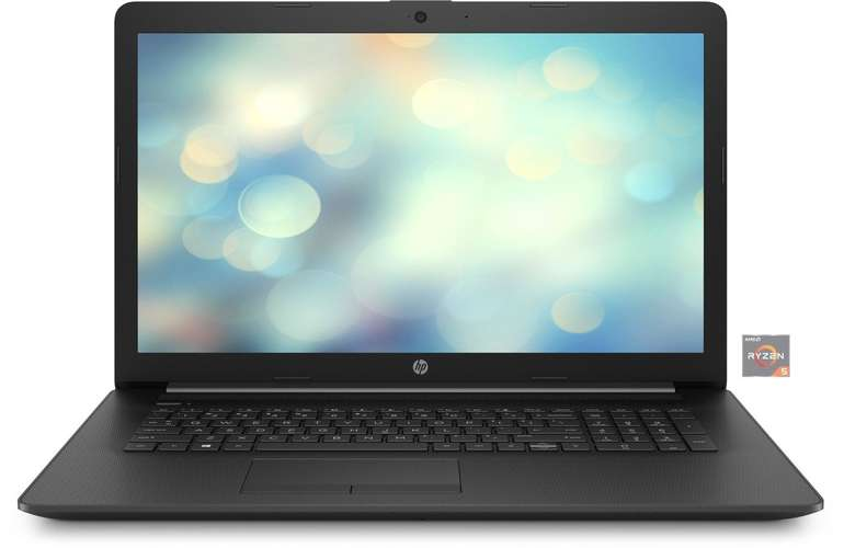 HP 17-ca1212ng - 17,3 Zoll Gaming-Notebook mit Ryzen 5 und 256GB SSD für 299€