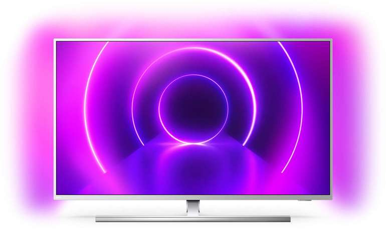 Philips 65PUS8545/12 - 65 Zoll UHD 4K Smart-TV mit 3-seitigem Ambilight für 799€ (statt 969€)