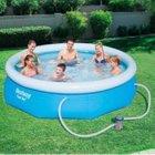 eBay: Globus Garten Sale + 10% Gutschein – z.B. Bestway Fast-Pool Set für 48,60€