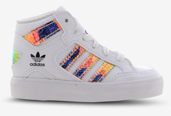 adidas Hardcourt Baby Sneaker für 29,99€ inkl. Versand (statt 40€)
