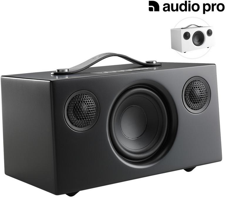 Audio Pro Addon T4 Bluetooth-Lautsprecher für 74,90€ inkl. Versand (statt 130€)