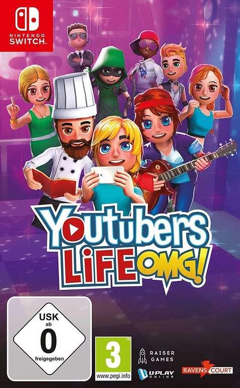 Youtubers Life OMG! (Nintendo Switch) für 14,98€ inkl. Versand (statt 24€)