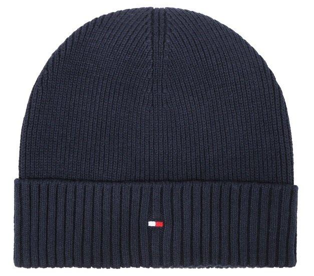Tommy Hilfiger Rippstrick Mütze ab 14,99€ (statt 30€)