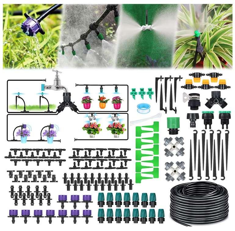 40M automatisches Bewässerungssystem für den Garten zu 7,19€ inkl. Prime Versand (statt 18€)