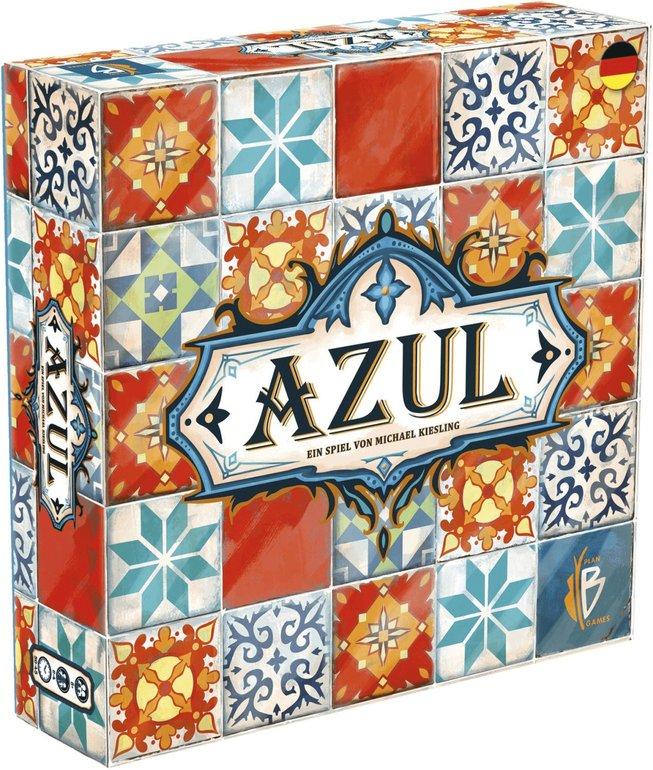 Azul (Spiel des Jahres 2018) für 22,49€ inkl. Prime Versand (statt 27€)