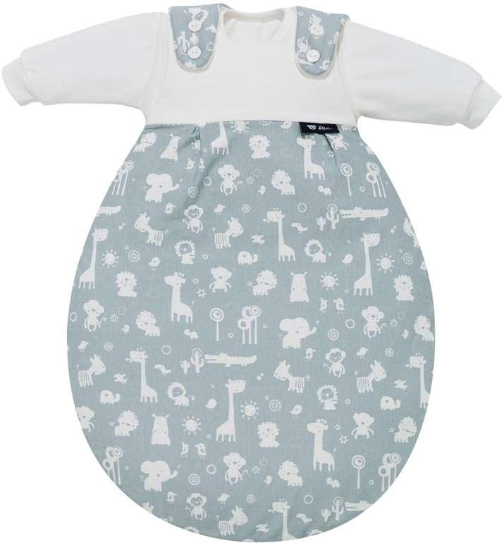 Alvi Kombi-Schlafsack Baby-Mäxchen Animals (56/62) für 44,58€ inkl. Versand