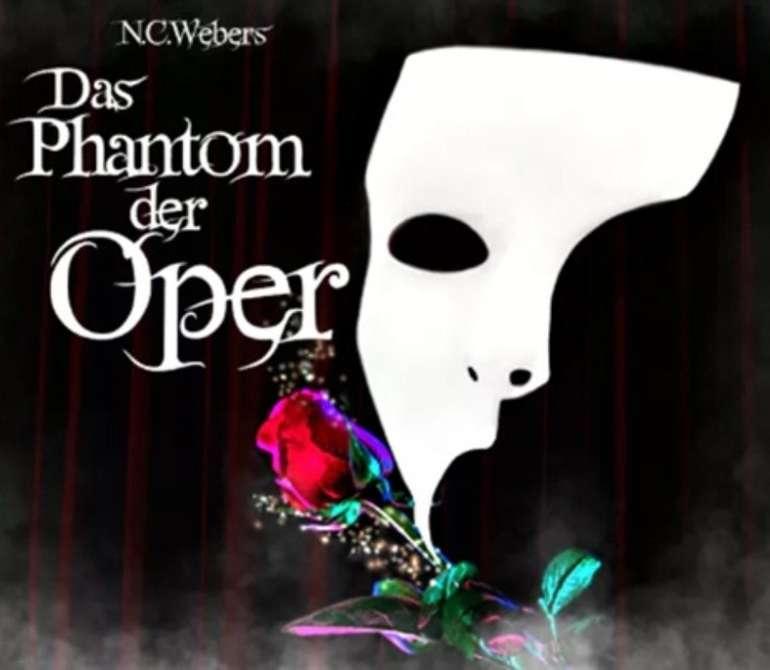 """2 Tickets oder VIP für """"Das Phantom der Oper"""" – Der Roman-Welterfolg mit Chor & Orchester ab 57,60€"""