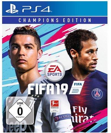 FIFA 19 Champions Edition für PS4 nur 19,99€ inkl. Versand
