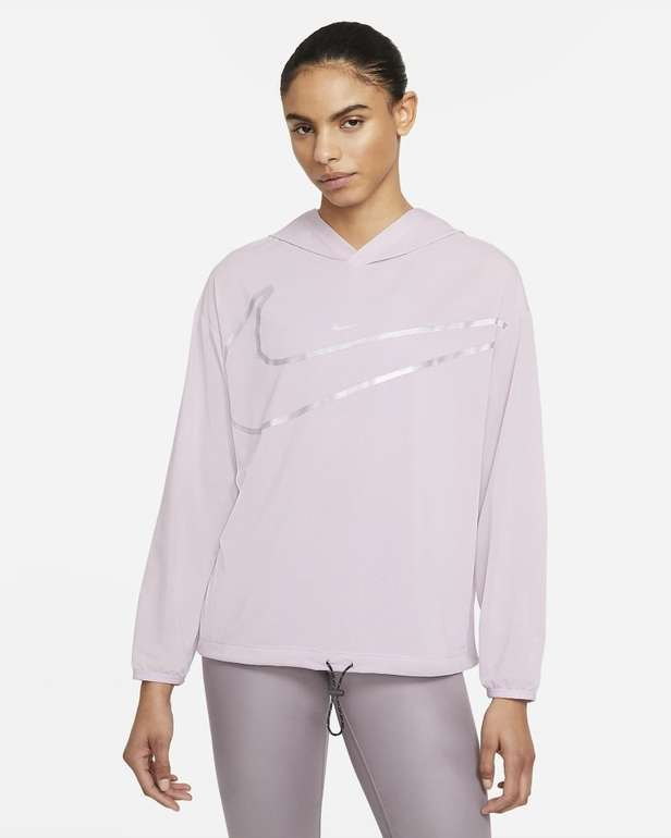 Nike Pro Collection Damen Grafik-Hoodie für 28,85€ inkl. Versand (statt 38€) - Nike Membership!
