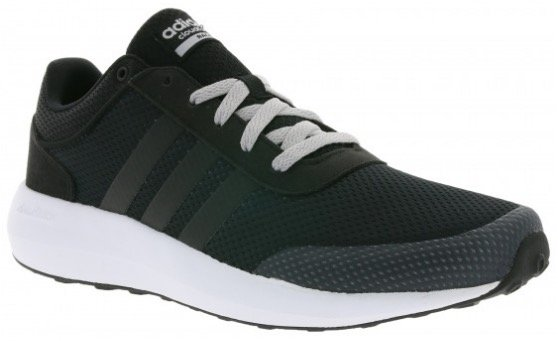 entire collection half price info for Adidas Neo Cloudfoam Swift Racer Herren Sneaker in Schwarz für…