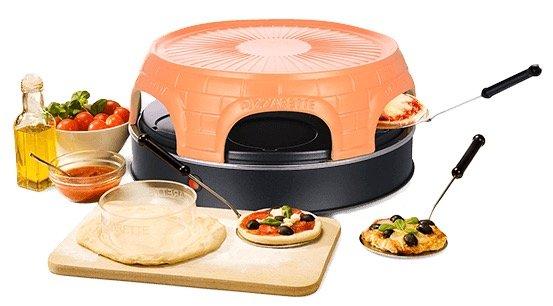 Emerio Pizzaofen (PO-115848) für 6 Personen nur 49,90€ inkl. Versand