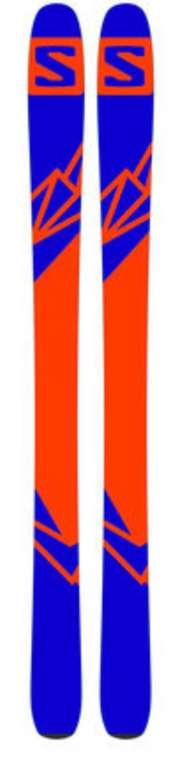"""Salomon Freeride Skier """"QST 106"""" ohne Bindung für 237,91€ inkl. Versand (statt 298€)"""