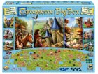 Asmodee Carcassonne Big Box Brettspiel für 38,48€ inkl. Versand (statt 50€)
