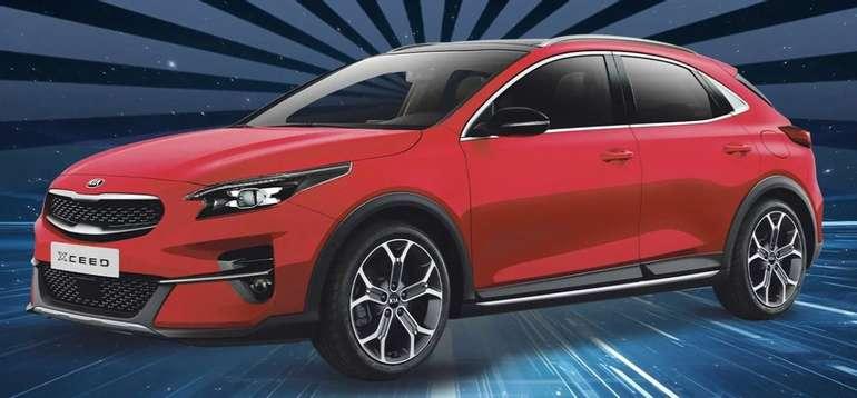 Lockdown Preise bei Autohaus König - z.B. Kia XCeed Vision 1.6 Plug-In-Hybrid Automatik für 69€ mtl. (LF: 0,25)