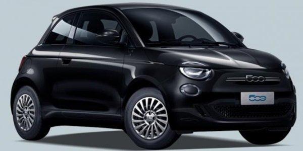 Privat & Gewerbe Leasing: Fiat 500 Elektro Action mit 118 PS für 96,48€ brutto mtl. (BAFA, LF: 0,40)