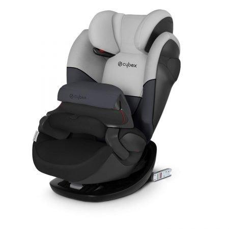 Cybex Silver Pallas M-fix Kindersitz in Cobblestone Grau ab 191,90€ inkl. VSK