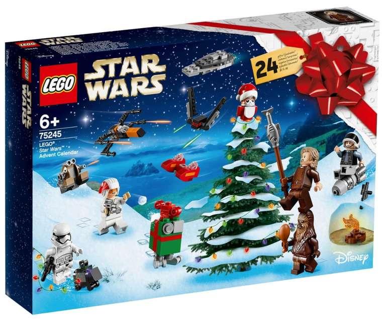 Lego Star Wars Adventskalender 2019 (75245) für 17,99€ inkl. Versand (statt 32€)