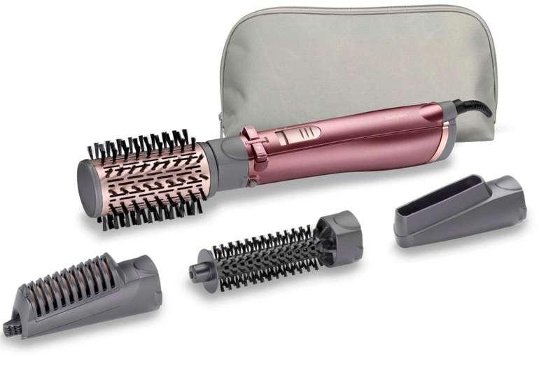 Prime Day: BaByliss AS960E Beliss Big Hair 1000 Watt 4-in-1 Heißluftstyler mit Aufbewahrungstasche für 47,99€