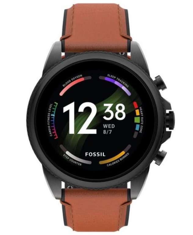 Fossil GEN 6 (FTW4062) Smartwatch mit Wear OS by Google für 242,15€ inkl. Versand (statt 284€)