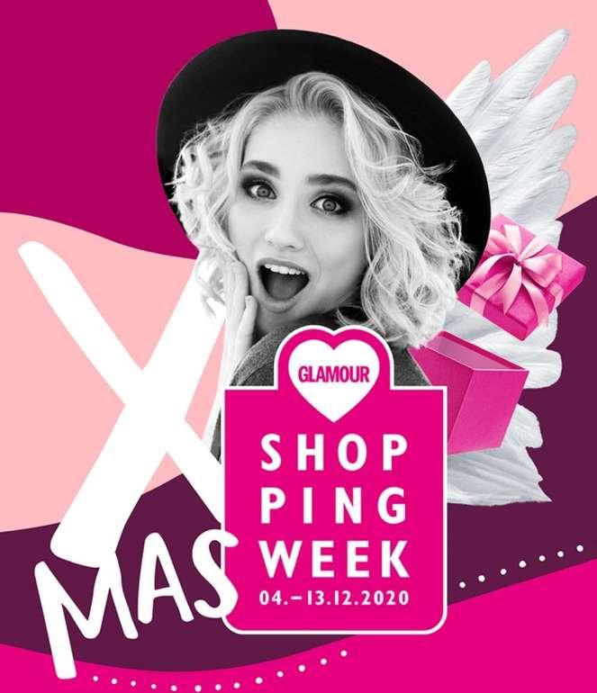 Glamour X-Mas Shopping Week 2020 - Alle Gutscheine im Überblick!