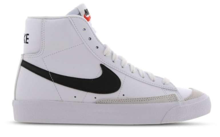 Nike Blazer Mid (GS) Schuhe (Größe 36 bis 40) für 59,99€ inkl. Versand (statt 72€)